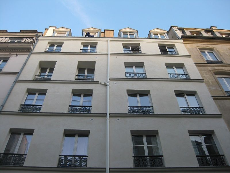 Viager libre PARIS - BOUQUET 70 000€ - RENTE 1 600€ | -paris_1604