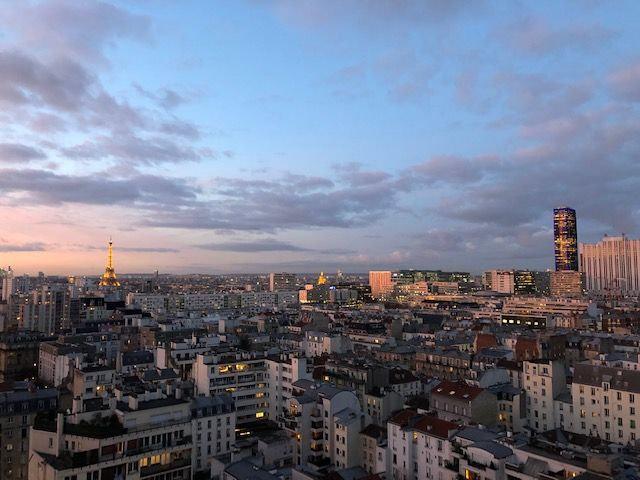 Nue-propriEtE PARIS - BOUQUET 807 000€ - SANS RENTE  | -paris_1625