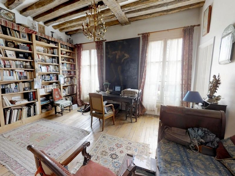 Viager occupE PARIS - BOUQUET 672 000€ - RENTE 500€ | -paris_1661