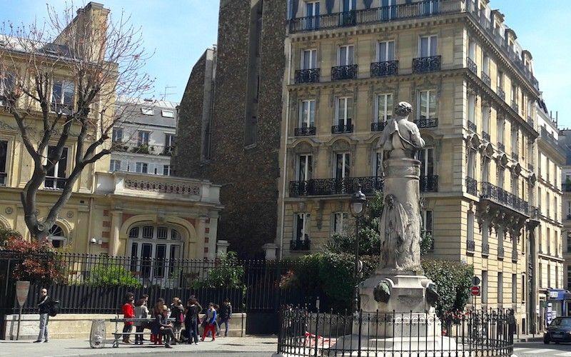 Viager libre PARIS - BOUQUET 47 000€ - RENTE 800€  | -paris_1678
