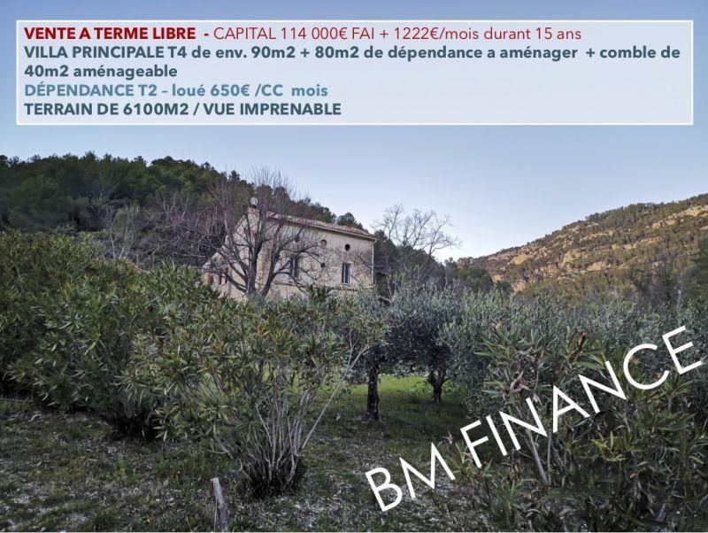 Vente à terme libre AMPUS - BOUQUET 114 000€ - RENTE 1 222€ | -ampus_1787