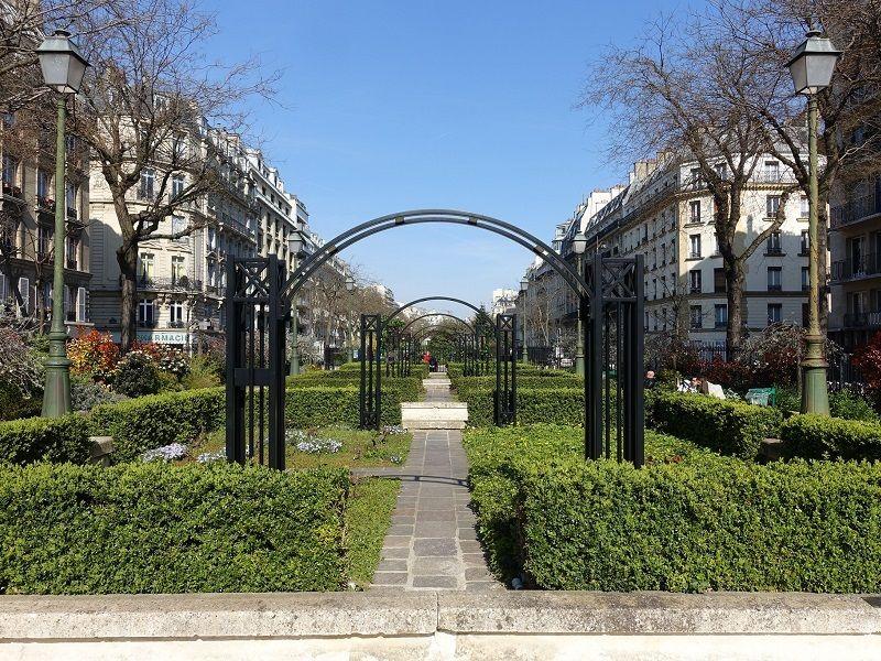 Viager libre PARIS - BOUQUET 125 000€ - RENTE 1 225€ | -paris_1834