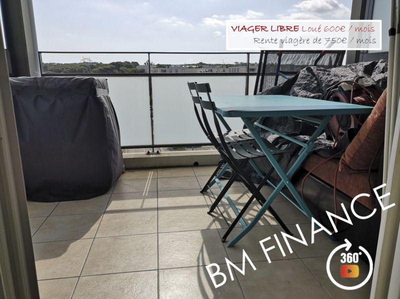 Viager libre ISTRES - BOUQUET 30 000€ - RENTE 750€ | -istres_1837