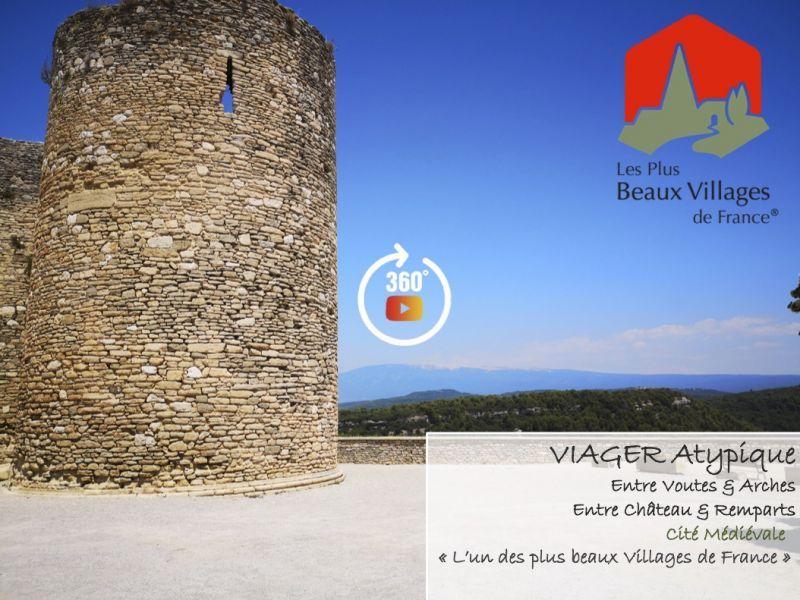 Viager occupE VENASQUE - BOUQUET 120 000€ - RENTE 1 400€ | -venasque_1848